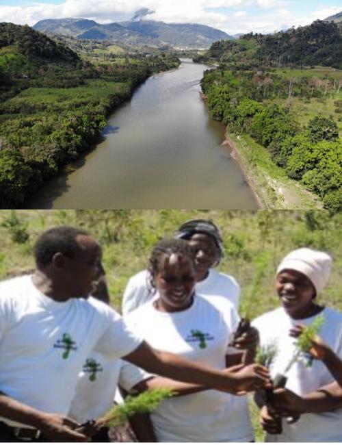 Kenya and amazon